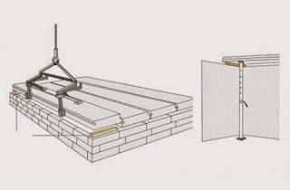 cara pasang panel lantai rumah