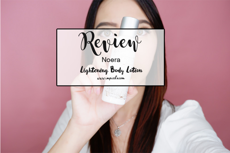 Noera Lightening Body Lotion