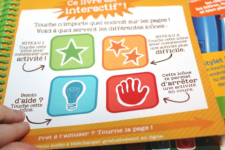 Magibook Le Nouveau Livre Interactif De Vtech