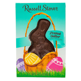 Russell Stover Peanut Butter Filled Chocolate Bunnies