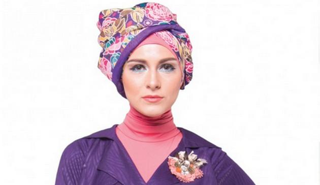 Contoh Busana Muslim Zoya Terbaru  Lebaran