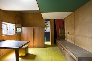 Cabanon de Le Corbusier, architecte