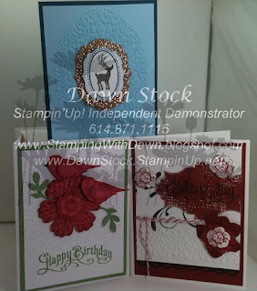 Dawn Stock Stamping Stampin