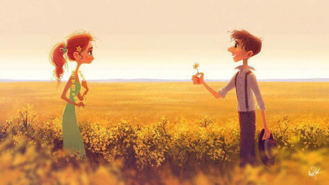 Felicidad es saber apreciar las cosas sencillas de la vida