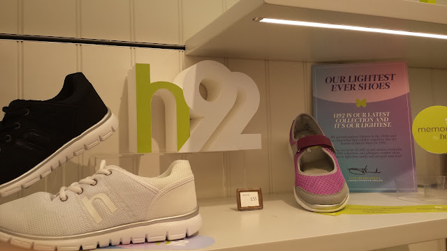 Hotter shoes H92 lighter than light sport range