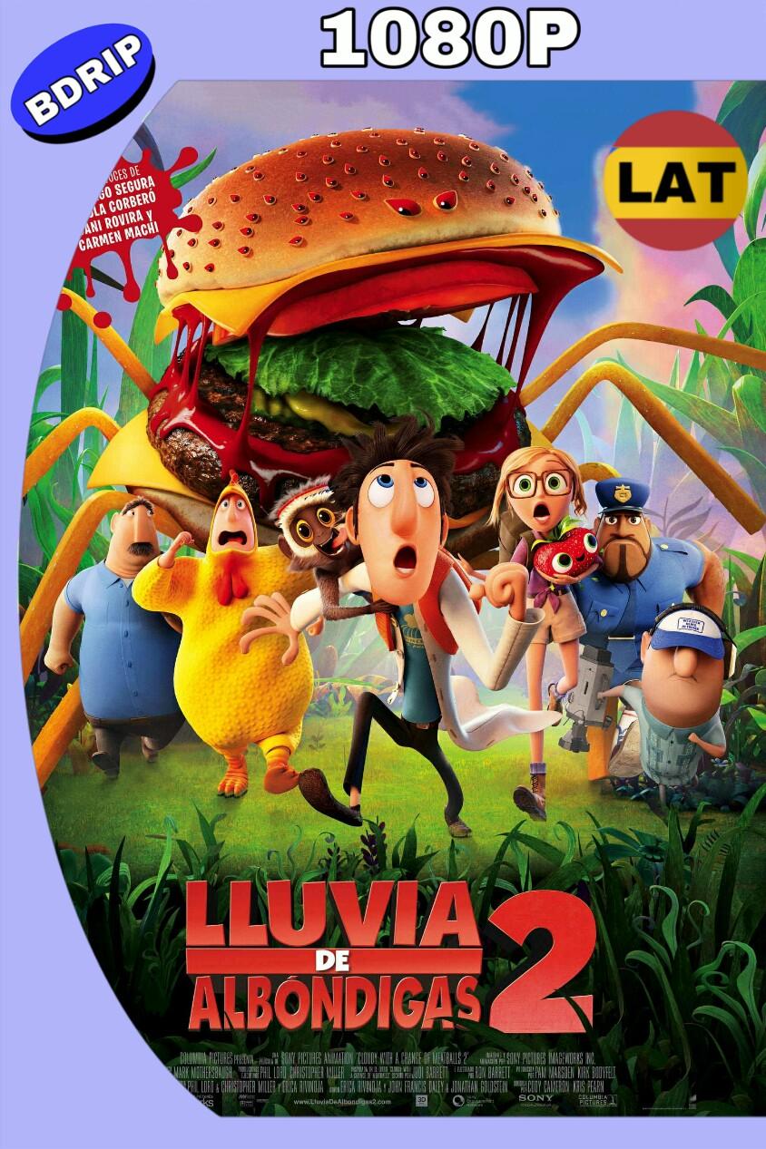 LLUVIA DE HAMBURGUESAS 2 (2013) BDRIP 1080P LAT-ING MKV
