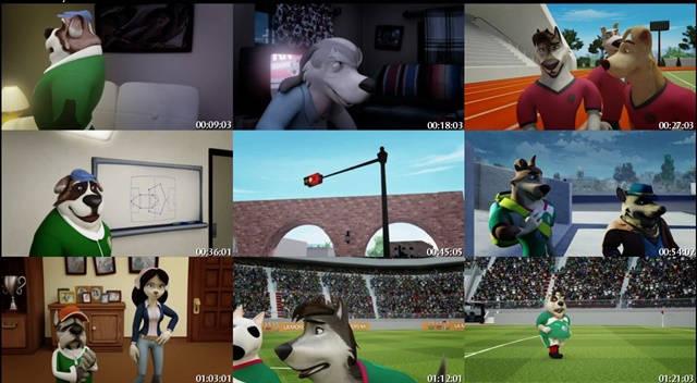 Selección Canina DVDRip Latino