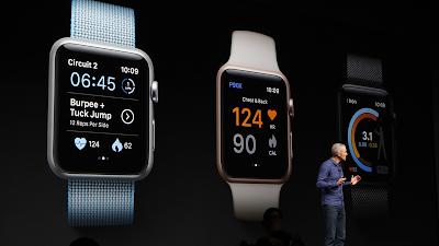 Apple WatchOS 4 Settings