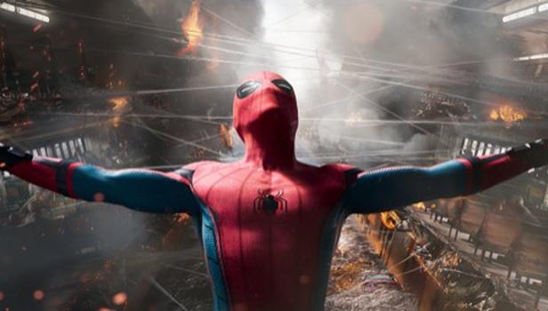 Spider-Man: Η Επιστροφή στον Τόπο του.