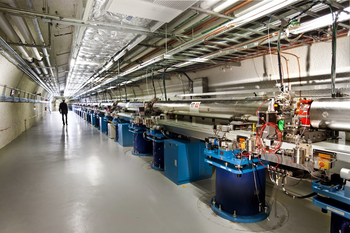 Linac Coherent Light Source (LCLS)