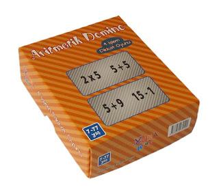 Aritmetik Domino Zeka Oyunu