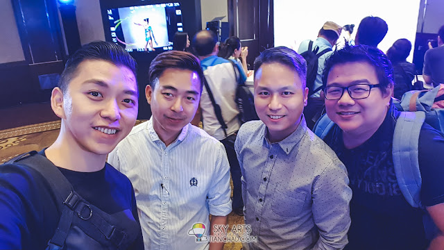 Sony Experience 2017 featuring A6500, RX100 V and A99 @ InterContinental KL Jon Low Eric Ooi Wilson Ng