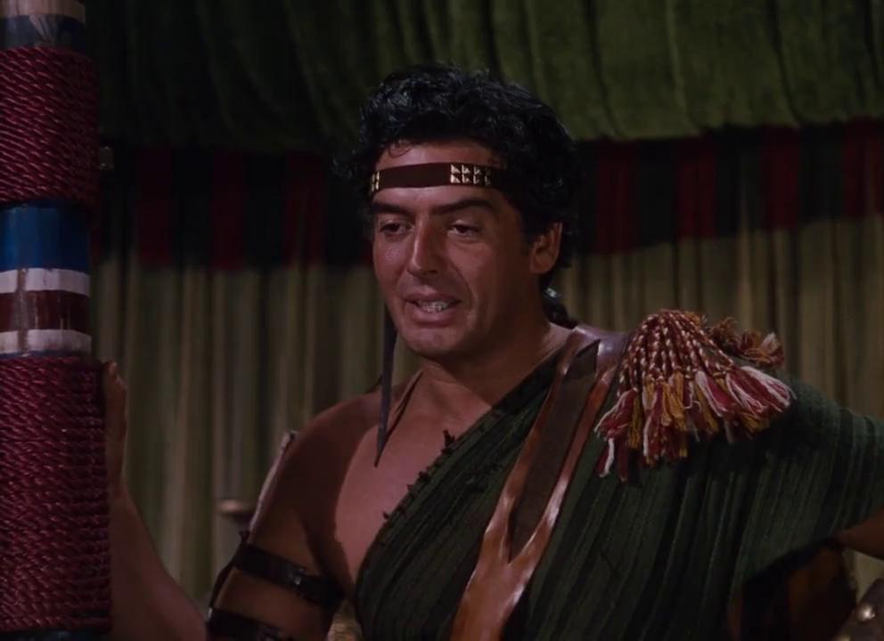 Samson and Delilah full movie