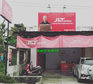 Alamat Agen J&T Express Di Wonosobo