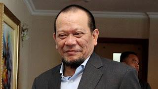La Nyalla Sebut Potong Lehernya Jika Prabowo Menang di Madura