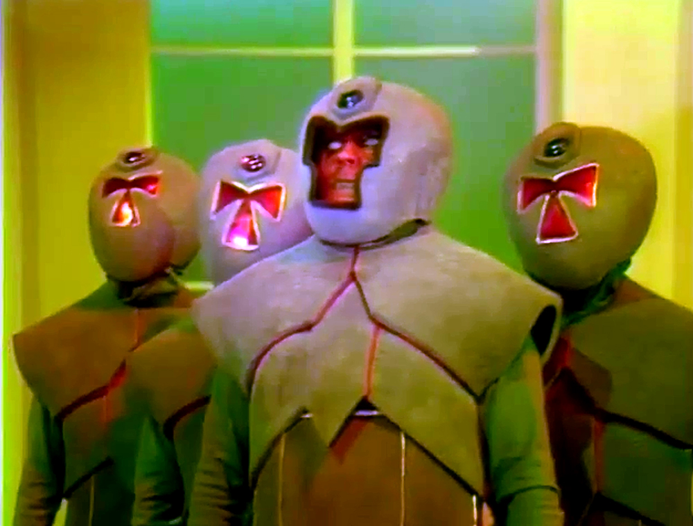 13: FAR OUT SPACE NUTS - Sid & Marty Krofft (1975)