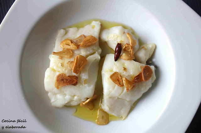 Cocina facil y elaborada bacalao a baja temperatura con for Cocina a baja temperatura