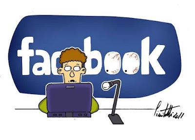 cara intip stalker facebook kita