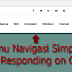 Memperbaiki Error Menu Navigasi Template Simplifly