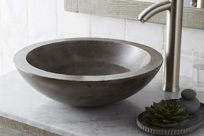 What to Know about Vessel Bathroom Sink