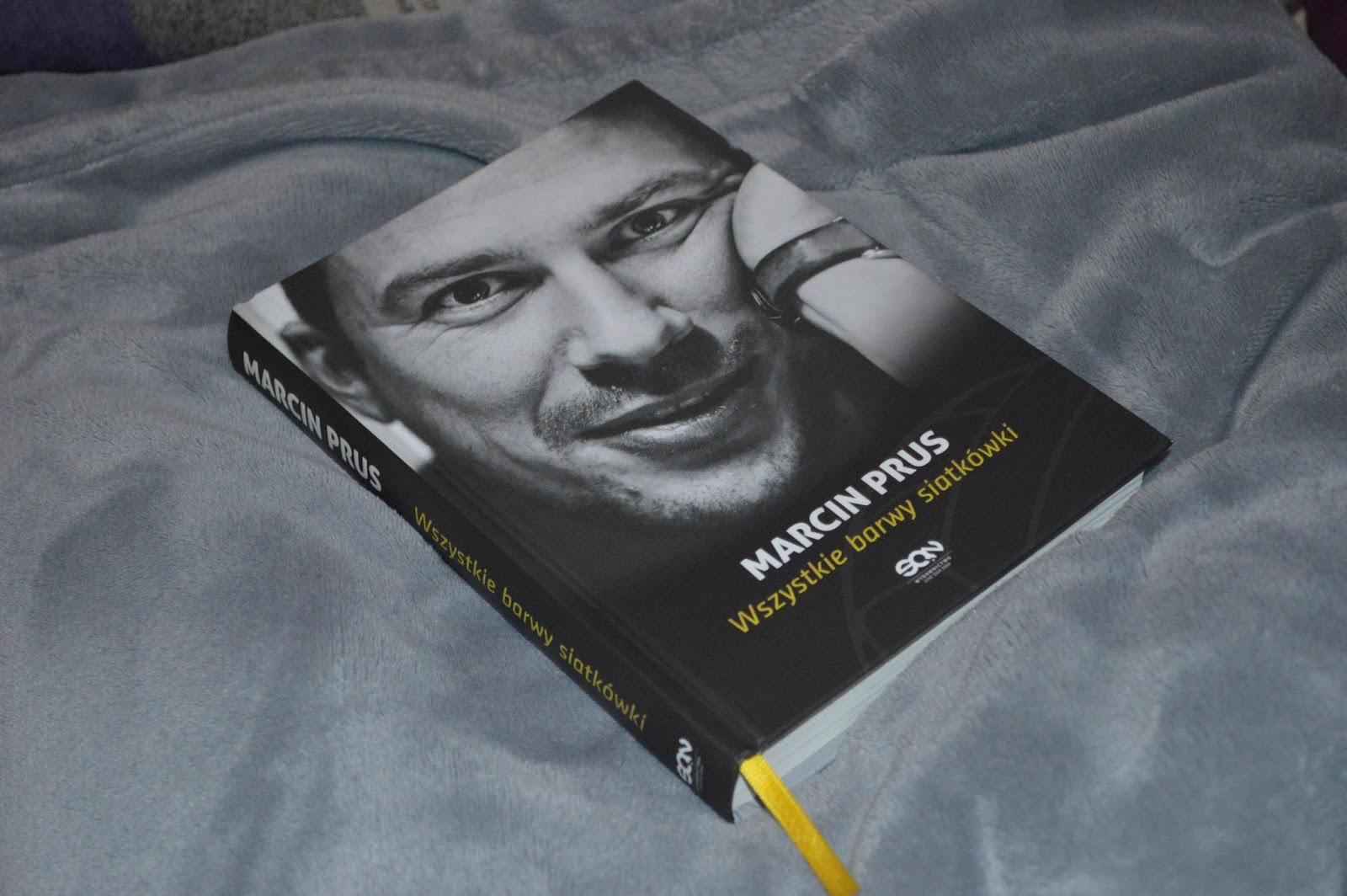 Siatkówka to cudowny sport - recenzja książki #92 - Marcin