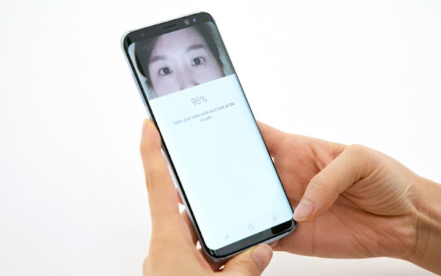 Samsung Galaxy S8 Security