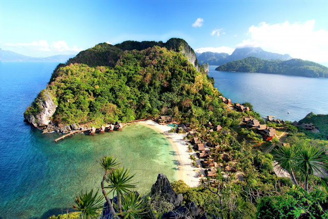 Cauayan Resort, Cauayan Island