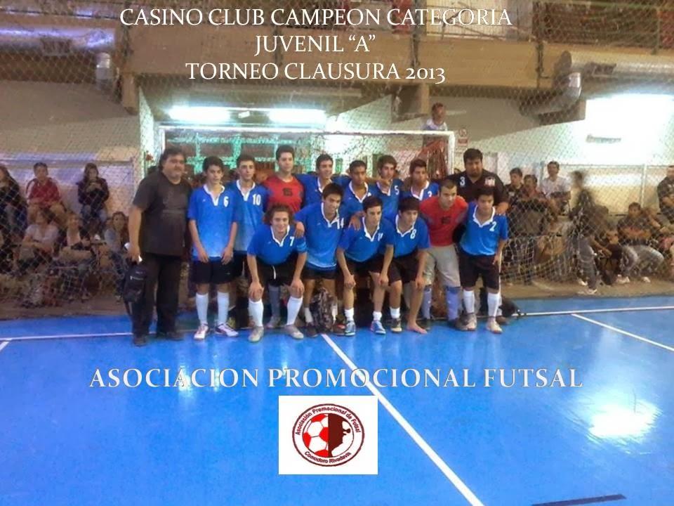 Casino Club Futsal Comodoro Rivadavia