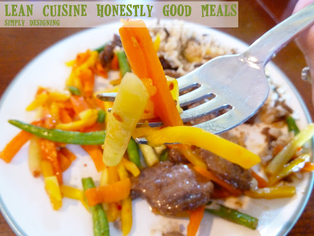 Pineapple Black Pepper Beef Honestly Good Meal   a new microwave meal option from Lean Cuisine that is healthy and only contains natural ingredients   #HonestlyGood #PMedia #ad