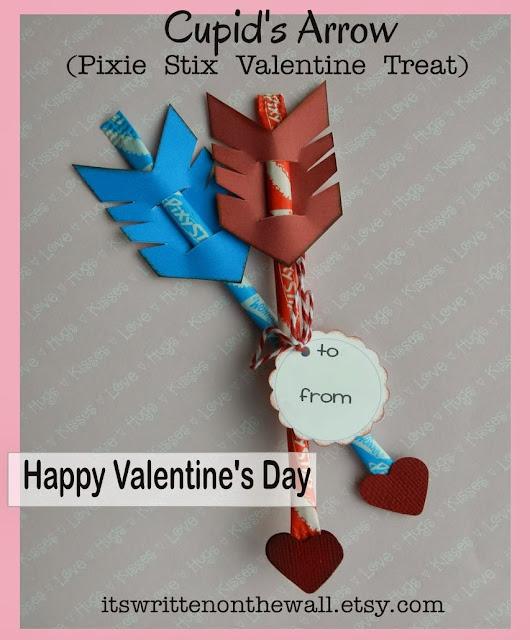 pixie stick arrow