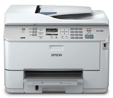 Epson WorkForce Pro WP-4590 image
