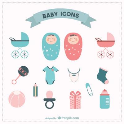 Ragam Kado Bermanfaat Bagi Bayi Baru Lahir.