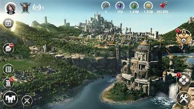 Dawn of Titans Mod Apk v1.20.9 (Unlimited Shopping)