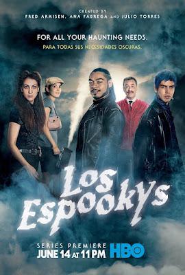 Los Espookys HBO