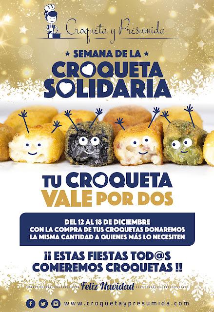 Cartel de la campaña solidaria