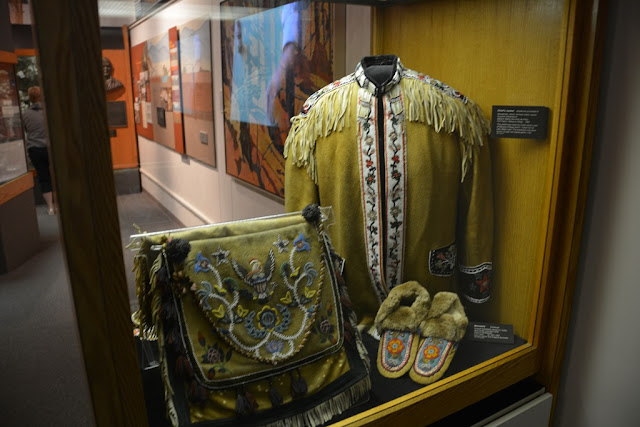 Museum of the North Fairbanks indian