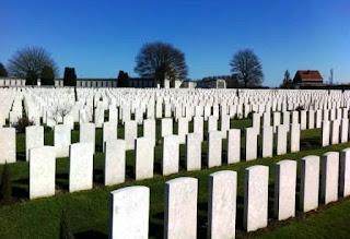 Kuburan Akibat Perang Dunia I