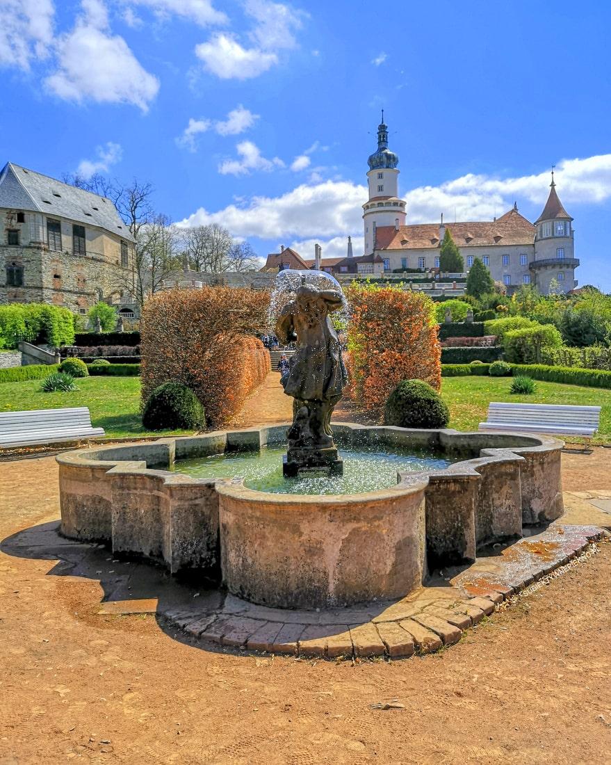NOWE MIASTO NAD METUJĄ - wycieczka do Czech na jeden dzień