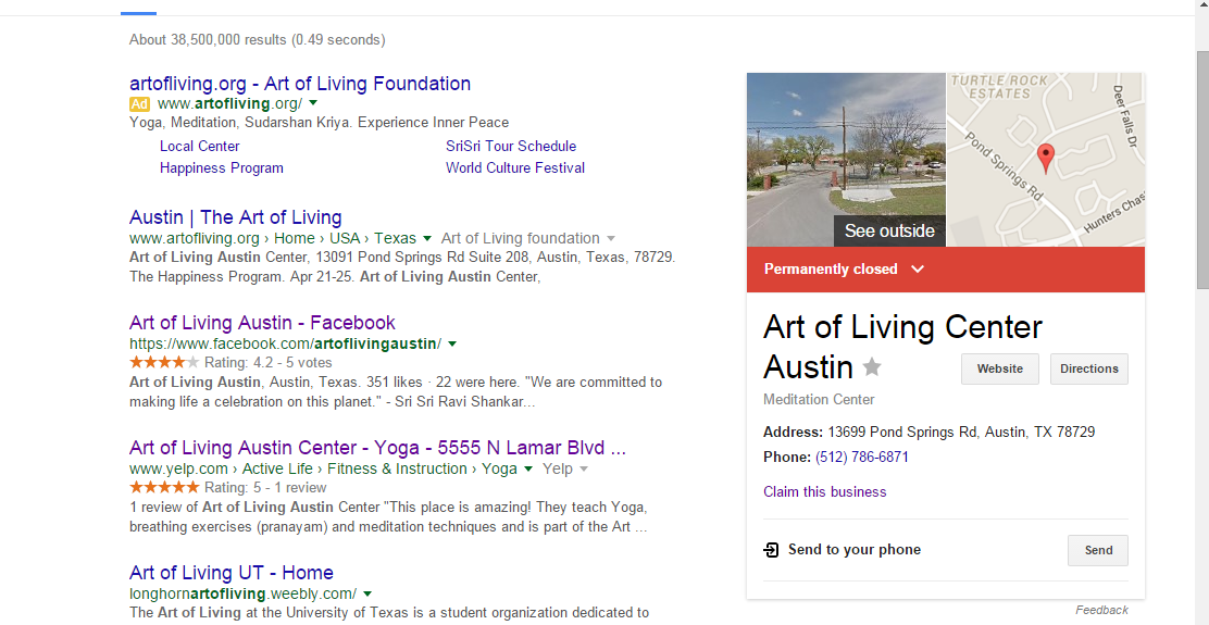 A Blog For Art Of Living In Austin