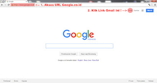 Langkah Pertama Cara Buat Email Gmail