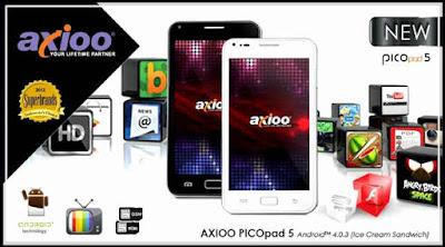 gambar hp axioo picopad 5