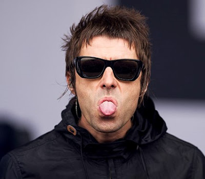 Foto de Liam Gallagher con nuevo look