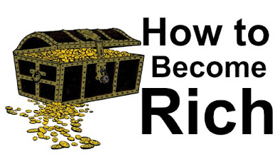 5 steps anyone can take to become rich - I Will Teach You To Be Rich