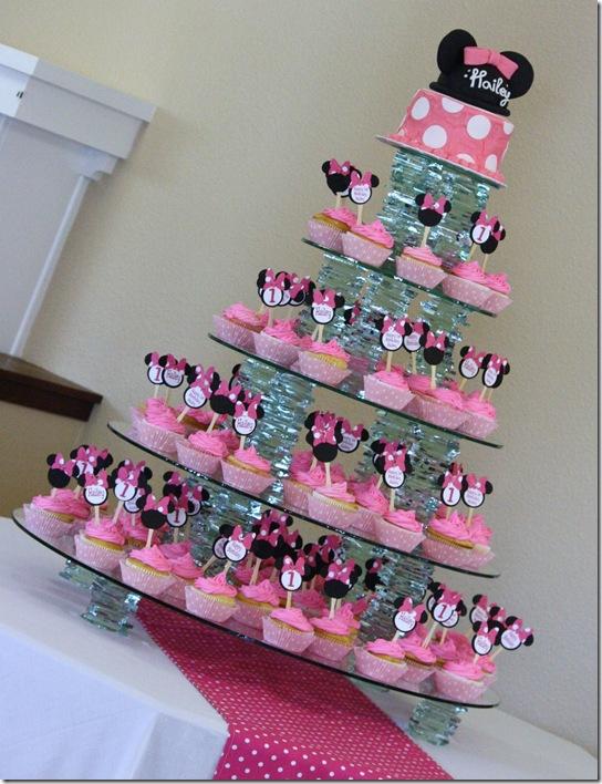 Birthday Cake Center Minnie Mouse Cake Ideas Minnie
