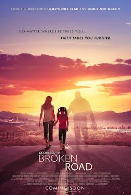 God Bless The Broken Road 2018 DVD R1 NTSC Sub