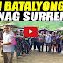 ISANG BATALYONG REB3LDE SUMURENDER KAY PRESIDENT DUTERTE!