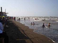 Menikmati Indahnya Panorama Pantai Randusanga Brebes