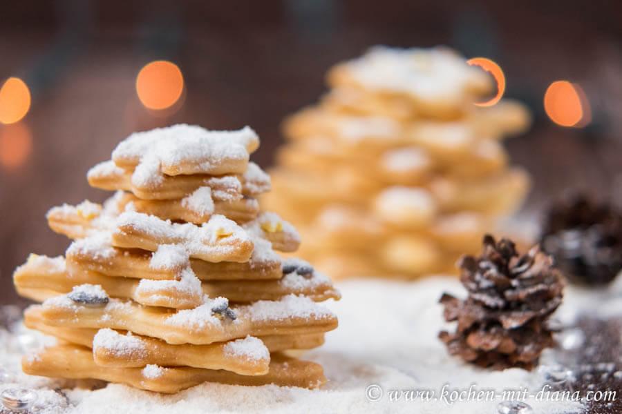 3D - Christmas cookie tree