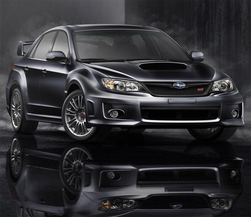 Car-model-2012: Subaru Impreza 2011