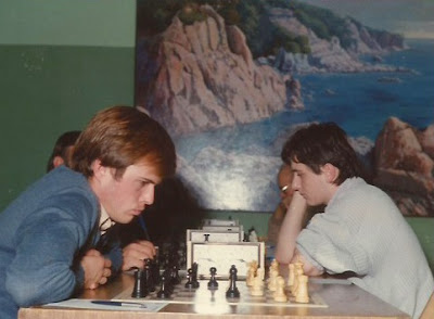 El ajedrecista Valentí  Soler Colomer